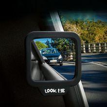 270 градусов широкоугольное Автомобильное зеркало заднего магнита Авто дополнительное зеркало заднего вида устраняет слепое зеркало для безопасности автомобиля