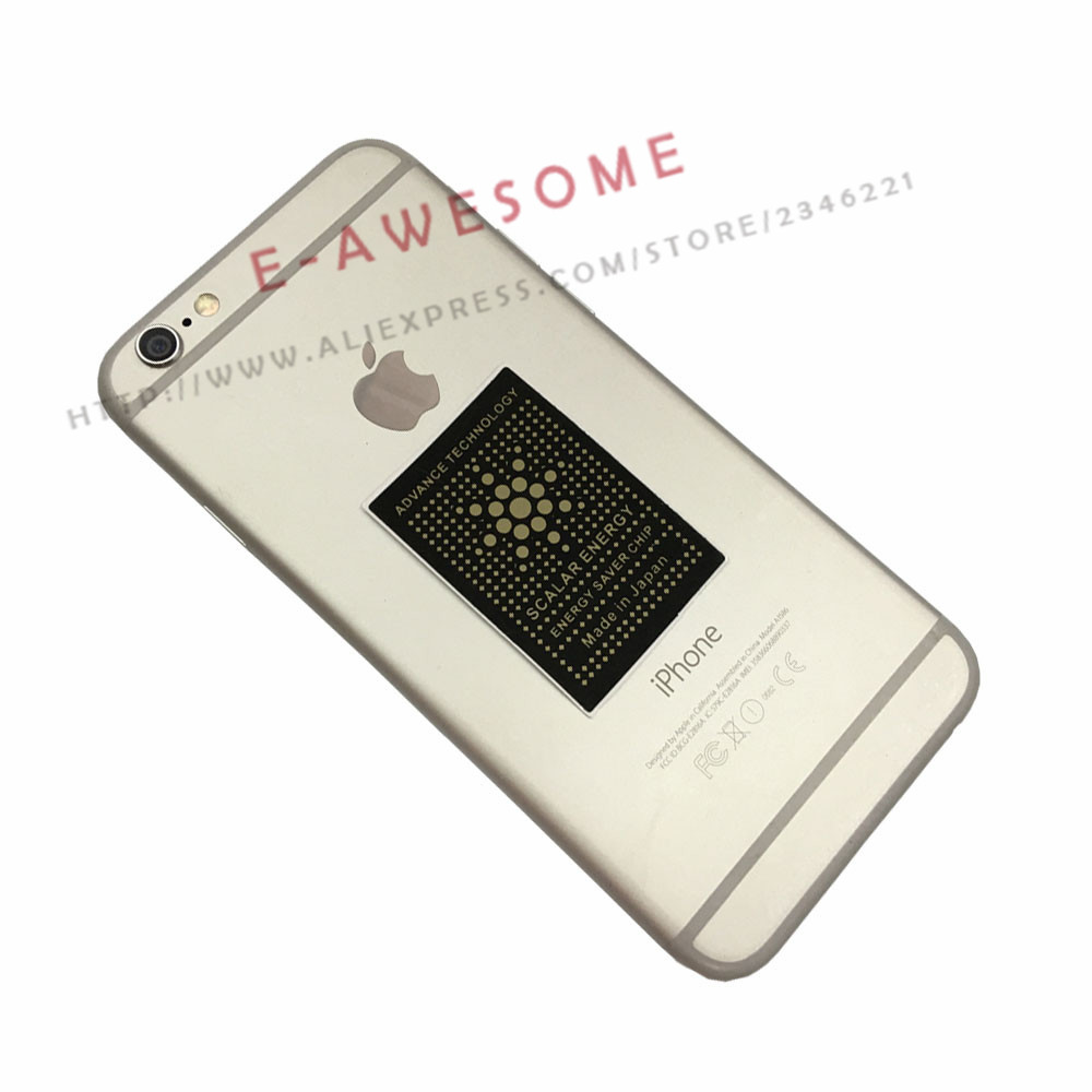 200pcs cell phone anti radiation stickers advance technology shield high quality factory price 50pcs in an opp bag in mobile phone stickers from cellphones