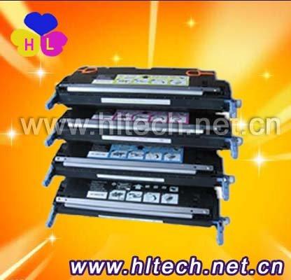 ФОТО Q7560A Q7561A Q7562A Q7563A Color toner Cartridge Compatible HP Color LaserJet  2700/3000 B/M/C/Y 4PCS/LOT