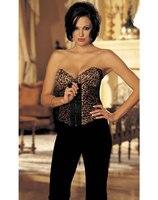 بالجملة المخصر جنسي المرأة ليوبارد طباعة سستة الجبهة C8463 corsetlet المخصر و بوستير نوعية جيدة