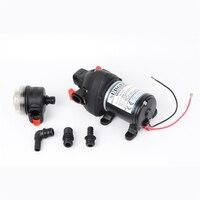 12V 24V DC Mini Electric Water Pump Automatic Diaphragm Pump Car Yachts Use FL 701 FL