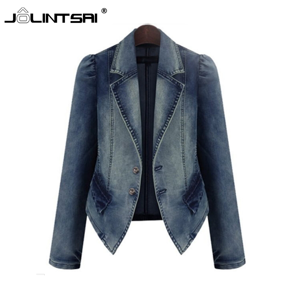 Online Get Cheap Woman Plus Size Denim Jackets Fitted -Aliexpress ...