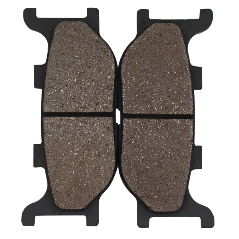 Cyleto Motorcycle Front Brake Pads for YAMAHA TDR 125 93-03 XV 125 XV125 Virago 97-00 XVS 125 Dragstar 2000-2003 SR125 1997-2003 ahl motorcycle front brake pads disks for yamaha xvs 650 950 1300 drag star 1997 2007 vstar custom 1997 2015 classic
