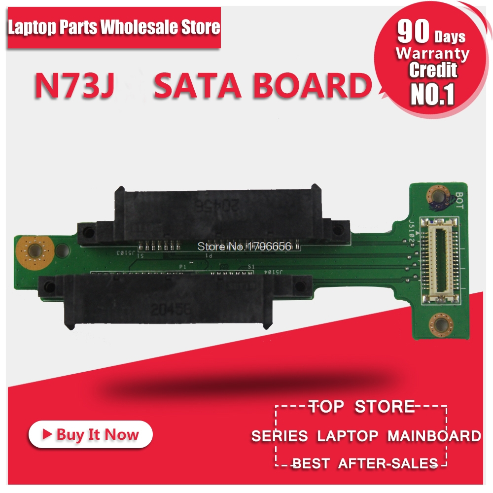 New FOR ASUS N73S N73JN N73JF N73JF N73SV N73SM Hard Disk Small Board Dual Hard Disk Interface