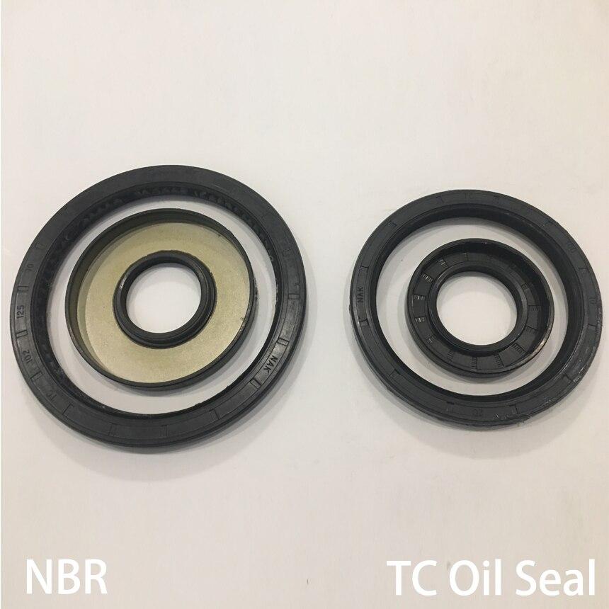 Metric Oil Shaft Seal 35 x 47 x 10 35x47x10 Double Lip TC Oil Seals