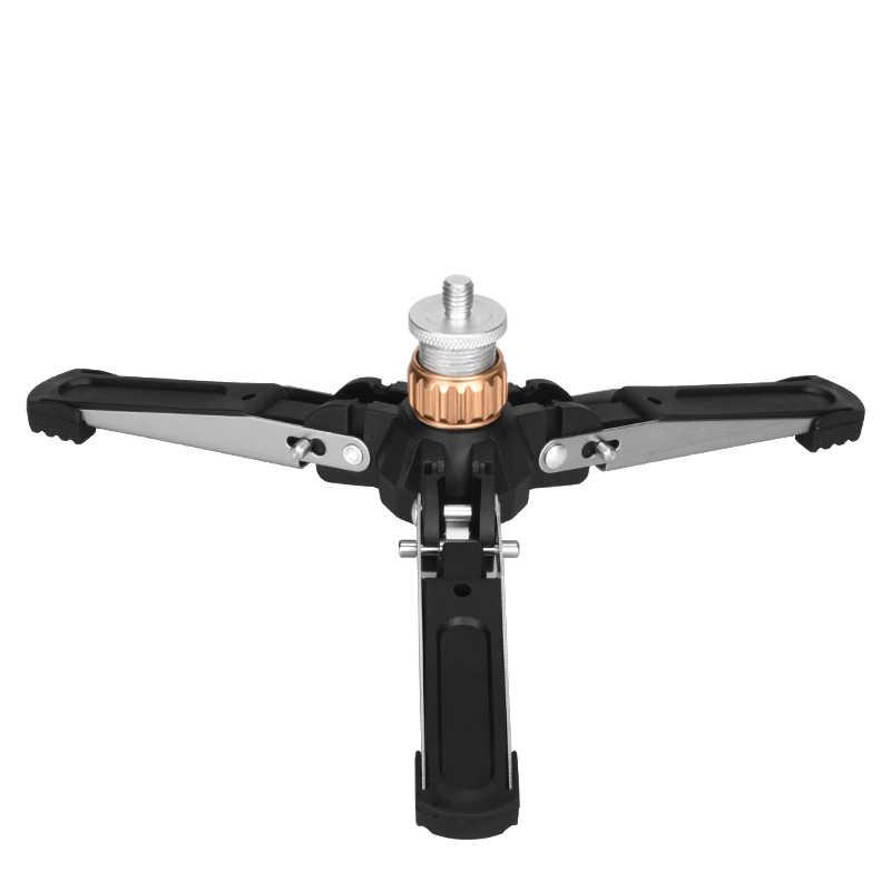 QZSD Профессиональный высококачественный монопод Q166E Базовый вес 0,28 кг, изготовлен из алюминиевого сплава, ABS, нержавеющая лампа вес легко носить с собой