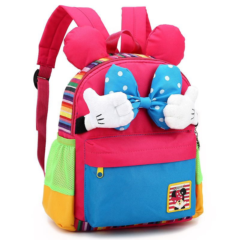 New Kids School Backpack Children School Bags For Kindergarten Girls Boys Nursery Baby Student Book Bag Mochila Infantil