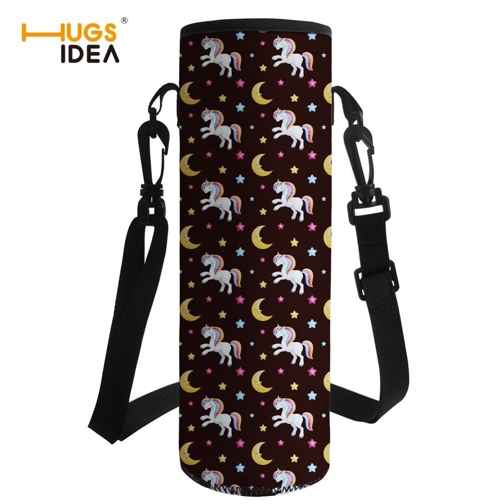 Camping Hiking Water Bottle Bag Sleeve Neoprene Bottle Cover Insulator Cover