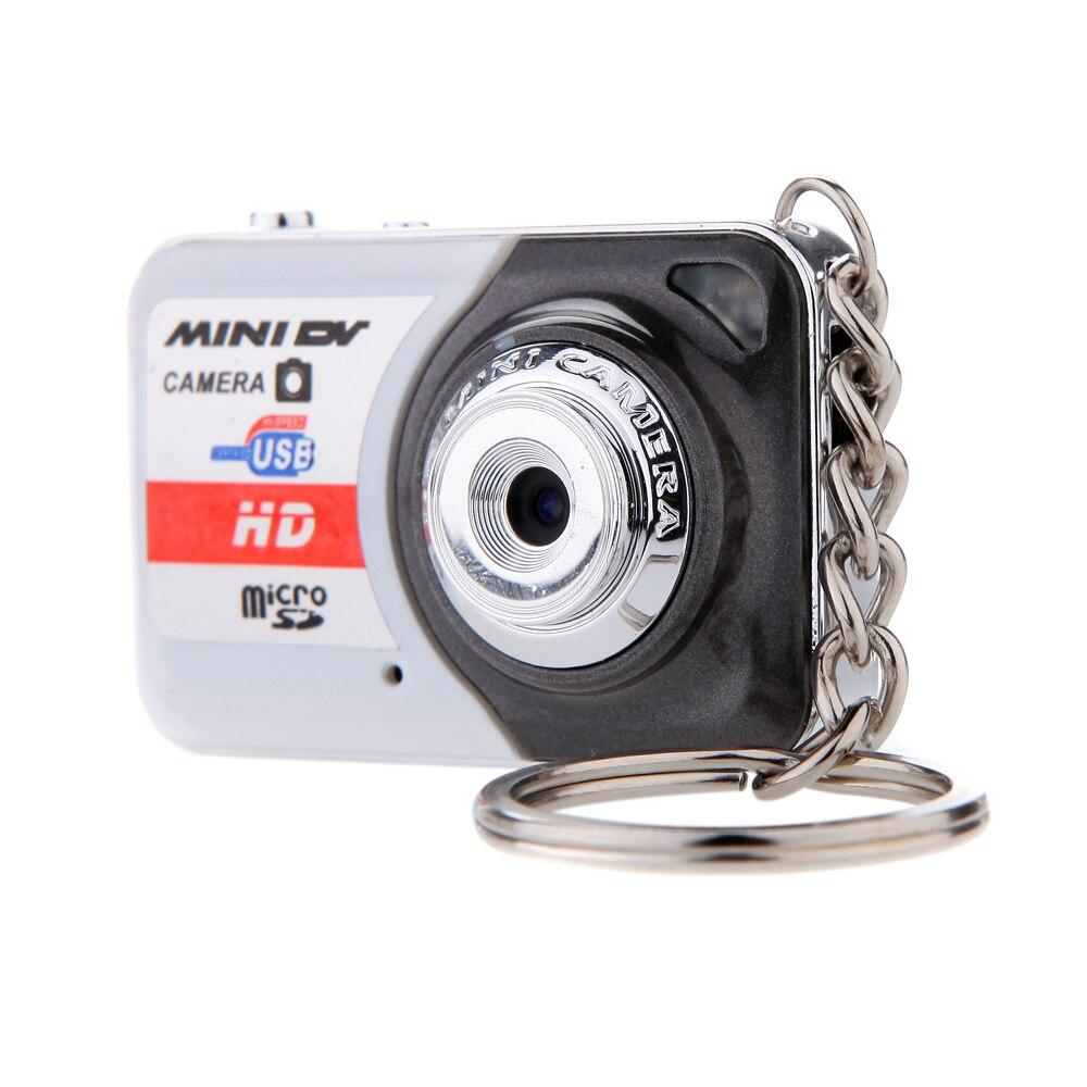 Портативная X6 цифровая камера Ультра HD мини камера 32 Гб TF карта с микрофоном Цифровая видеокамера PC DV видеокамера запись съемки