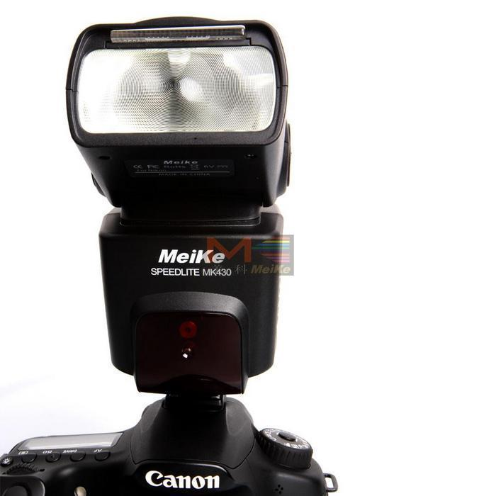 Meike MK-430 MK430 TTL Flash Speedlite for All Nikon DSLR Cameras SB-600 700 D90 D300S D800 D3200 D5100 D3100 D3300 D5200