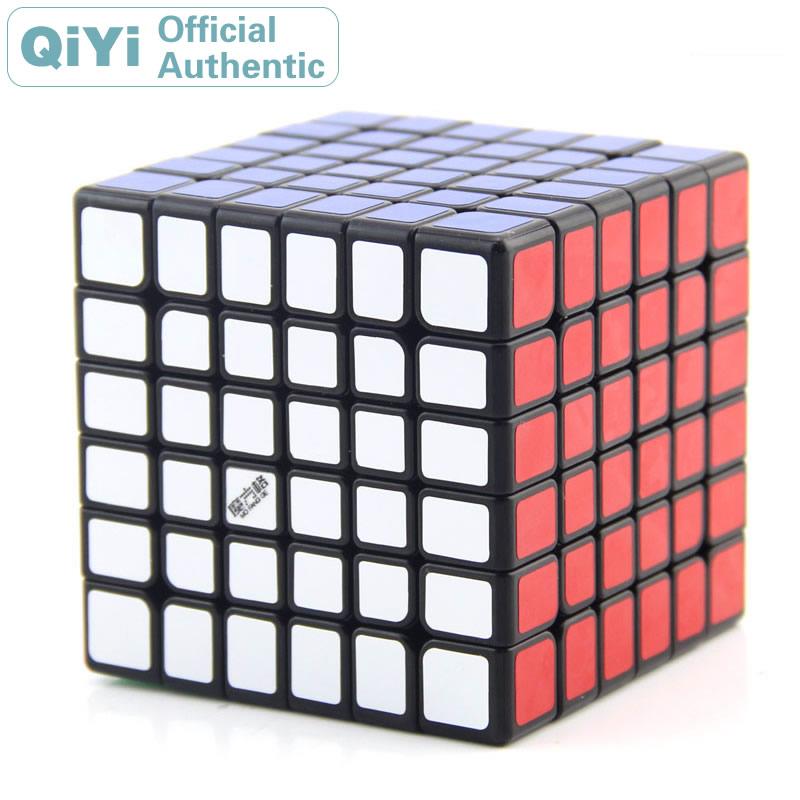 QiYi Wuhua 6x6x6 Cube magique MoFangGe XMD 6x6 Cubo Magico professionnel néo vitesse Cube Puzzle Antistress Fidget jouets pour enfants