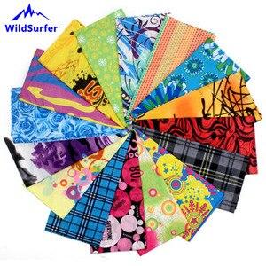 Женский/мужской шарф-Бандана WildSurfer, Пыленепроницаемая маска для лица, детский шарф, повязка на голову, FJ16