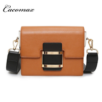 2017 New Style Famous Brand Retro Minimalist Crossbody Bag Small Women Shoulder Bag Women Messenger Bag