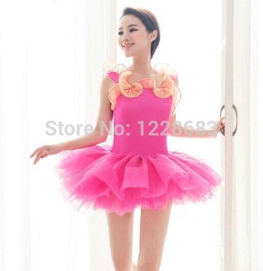 4351fcd96 Tutu Dress Girl Hot Pink Yellow Blue Green White Lavender ...