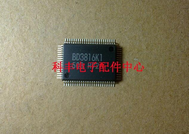 10pcs/lot BD3816K1 QFP free shipping t65550 t65550b qfp 10pcs lot ic