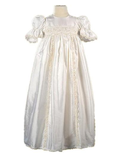 New Vintage Handmade Baptism Gown Baby Girl Christening