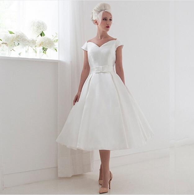 Popular Wedding Dresses Short Women-Buy Cheap Wedding Dresses ...