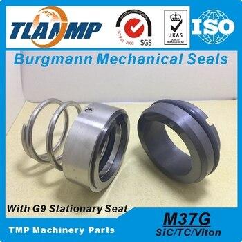 M37G-43/G9 M37G/43-G9 (Material: SiC/TC/Viton) Ersatz von Burgmann Gleitringdichtungen mit G9 SiC (siliziumkarbid) Sitz
