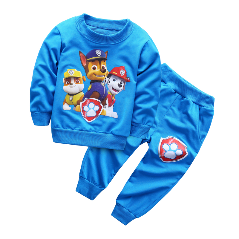 NEW-2017-Spring-Baby-Boys-Clothing-set-Casual-Sport-patrulha-pata-Tracksuit-Infant-Toddler-boys-Clothes-Top-T-shirt-Pants-1