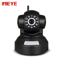 IMIEYE 720 P wi-fi беспроводная ip-камера поддержка 64 Г SD card видеонаблюдения безопасности P2P onvif ик ONVIF ip kamepa alarm motion detection webcam
