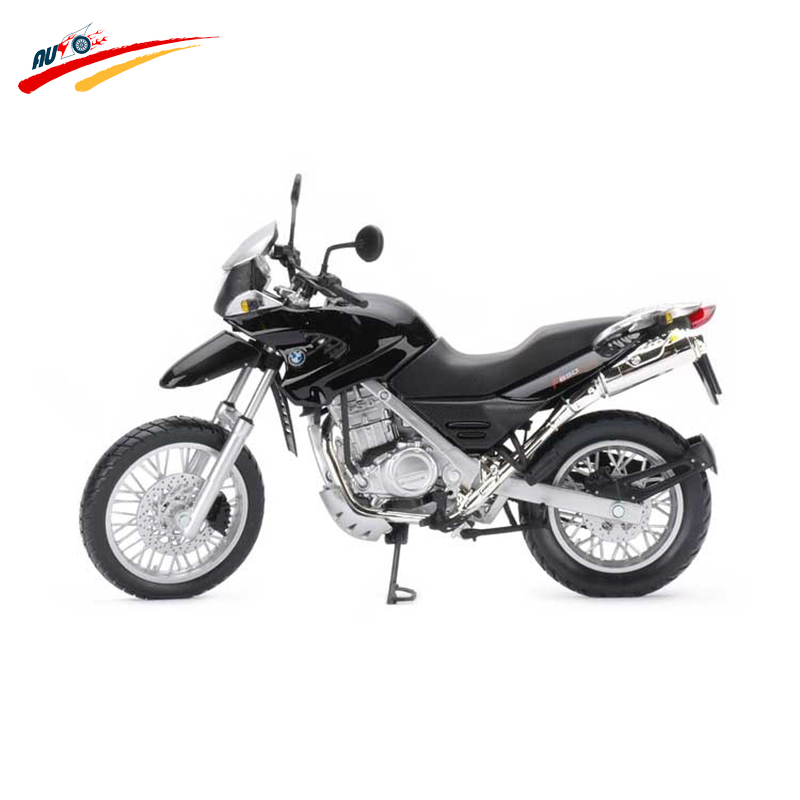 Diecast Motorbike For BMW 1:12 Bike for F650GS Motorcycle Diecast Model Collection Children Toys Hobby For Kids