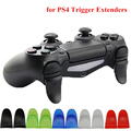 2 Pairs R2+L2 Trigger Extenders for Playstation PS4 Controller Dual Triggers Attachments for Dualshock 4 PS4 Control