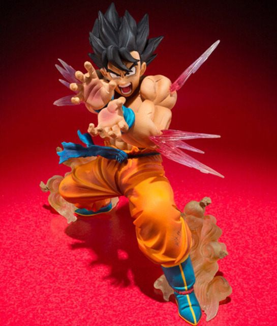 Dragon Ball Z Figures Set