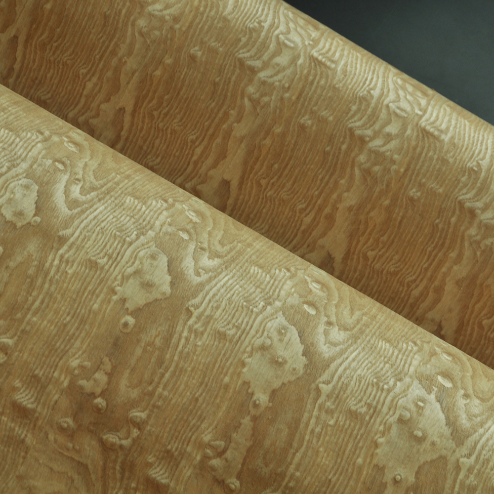 Image 2 - Tamo Figured Ash Wood Veneer with Craft Paper Back-in Furniture Accessories from Furniture