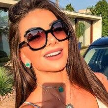 2019 New Luxury Cat Eye Sunglasses Women Fashion Square Sun