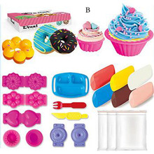 playdough 6colors ice toys
