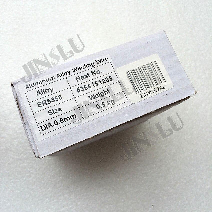0.5KG 0.8mm 0.030inch Aluminium Alloy Welding Wire ER5356 Mig Wire ...