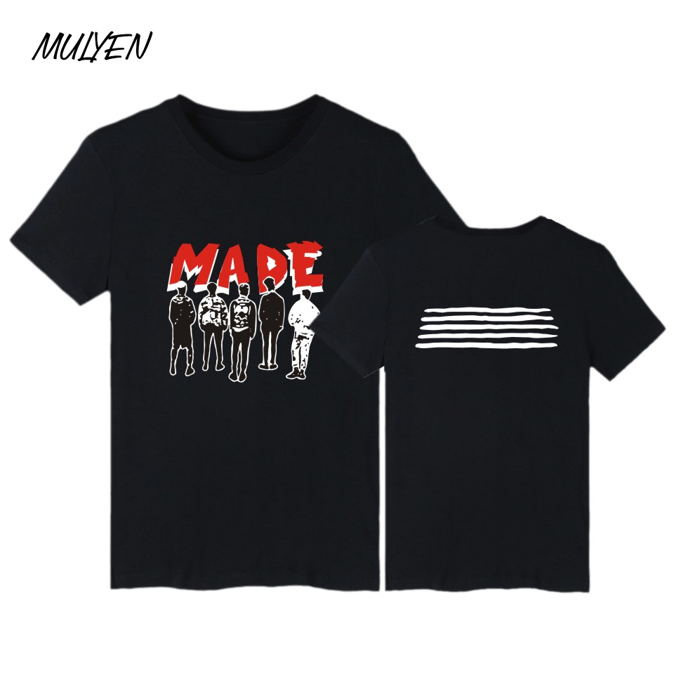 Online Get Cheap Bigbang Made T Shirt -Aliexpress.com | Alibaba Group