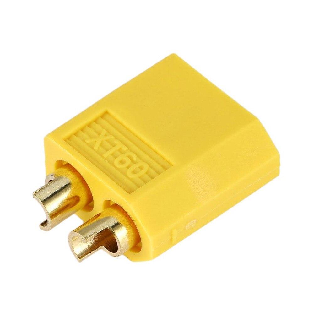 Hot 2pcs Female And Male Xt60 Bullet Connectors Plugs Low