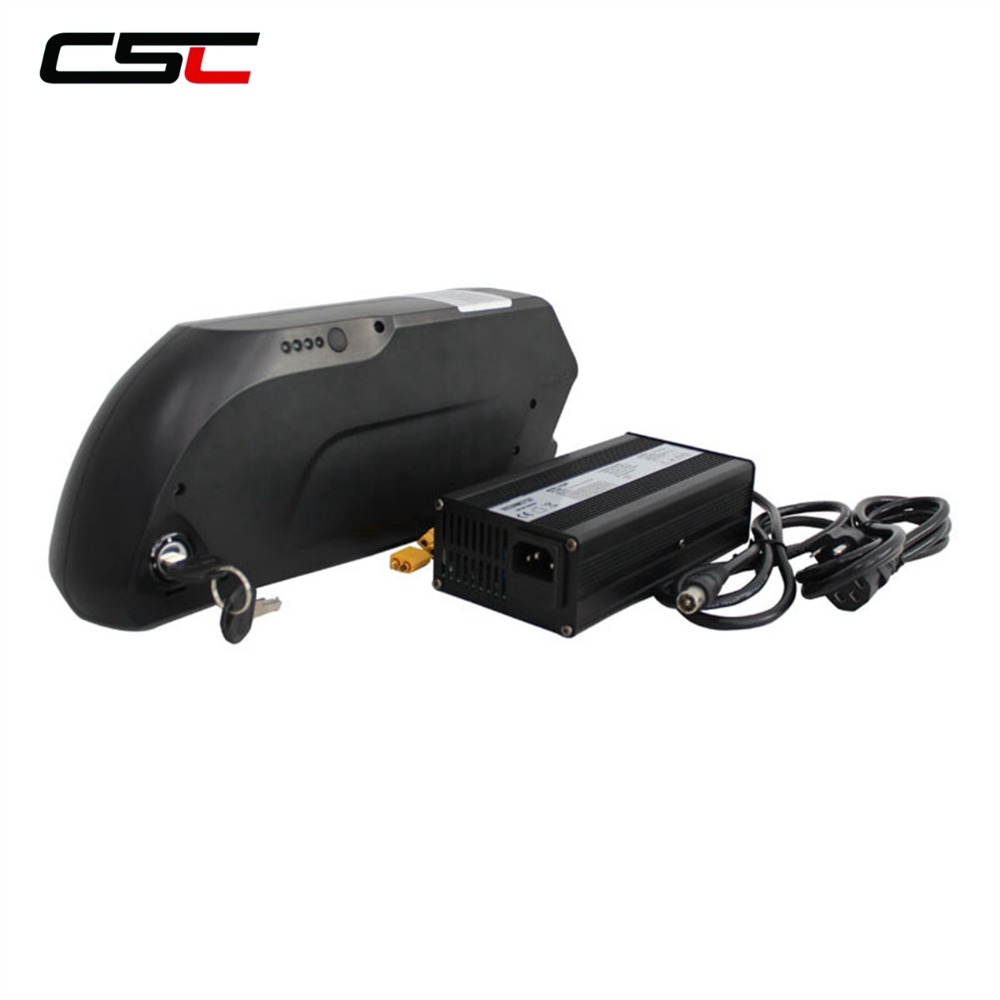 48V Electric Bike Lithium Battery 14.5AH 1500W Panasonic Cell Electric Bicycle Li ion Battery 5A Charger Ship From EU