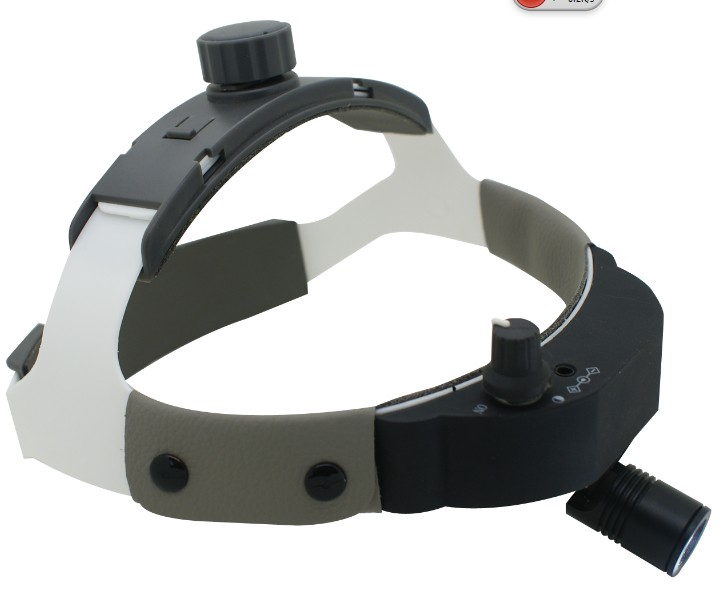 Free shipping , Brand new LED 3W Professional Medical LED Head light / ENT Head Lamp/surgical head light