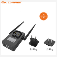COMFAST Wireless N 5 8Ghz Ac Wifi Router 750Mbps Wireless Wifi Repeater WIFI Extender Signal Booster