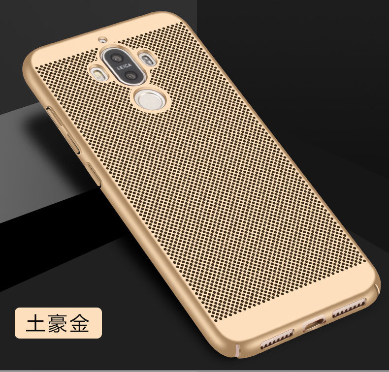 Heat Dissipation Ultra Thin Matte cases For HUAWEI honor 5A 5X 5C 6A 6X 8 9 V9 Lite Y7 Prime Enjoy 6 7 plus hard cover PC shell
