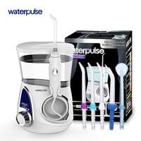 Waterpulse V600 Dental Flosser Oral Irrigator 700ml Water Flosser Dental Floss Dental Water Jet Water Floss Pick Water Floss