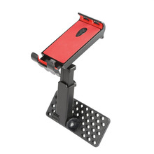 360 Degree Rotation Extended Holder Bracket Adjustable Support 4-12in Phone Tablet for DJI MAVIC PRO Remote Controller