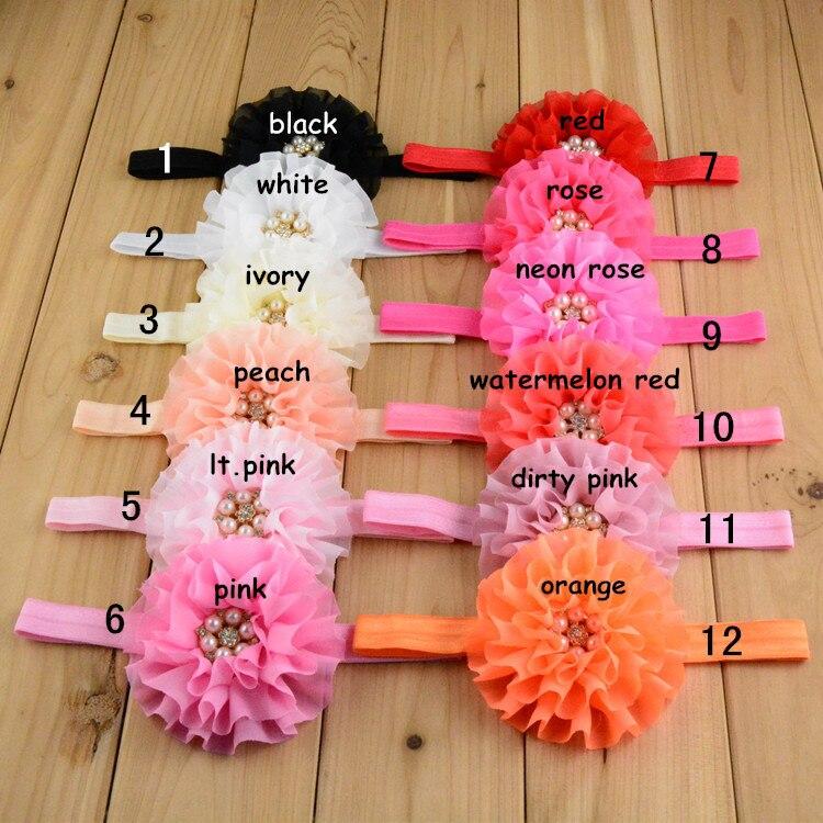 320 шт Пион цветок Детские заколки для волос для девочек заколки для волос