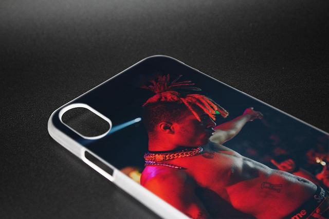 BINYEAE Fashion Transparent Hard Case Cover for iPhone 7 8 6 6s Plus X 5 5s SE 5C 4 4S 4  XxxTentacion Lil Peep