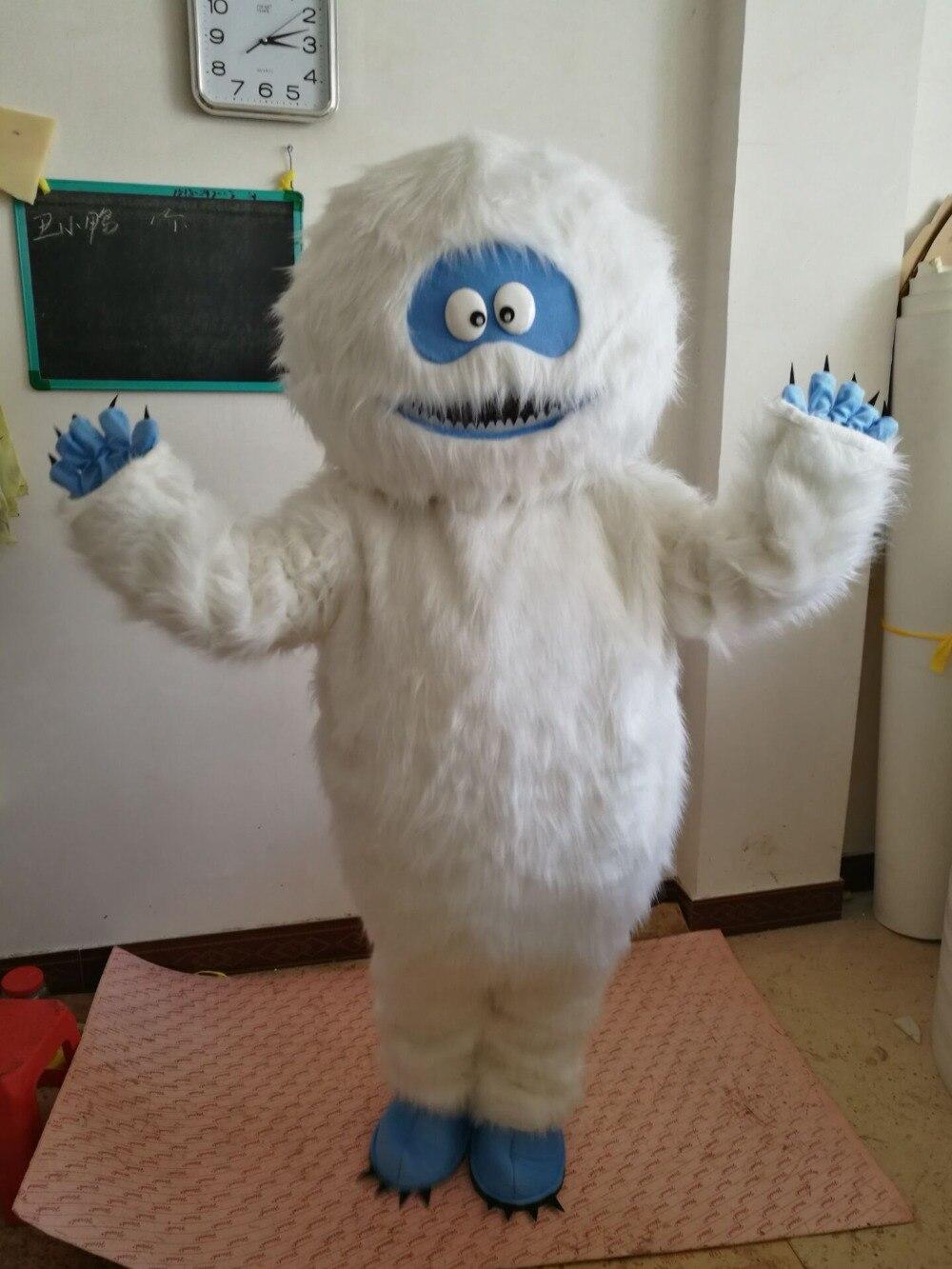 The Crew Octonauts Polar Bear Police Movie Mascot Costume Suit Carnival Cosplay