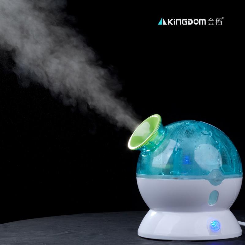 Facial Whitening Skin vapor facial Spa Device Skin Moisturizer Ozone Facial Steamer Mist Fogger