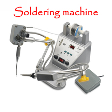 HS376D Precision Digital Foot Automatic Tin Machine Automatic Soldering Station Machine Adjustable Tin Speed Soldering Machine yt a precision digital control automatic low variable speed coil winding machine winder 2 directions1pc by dhl