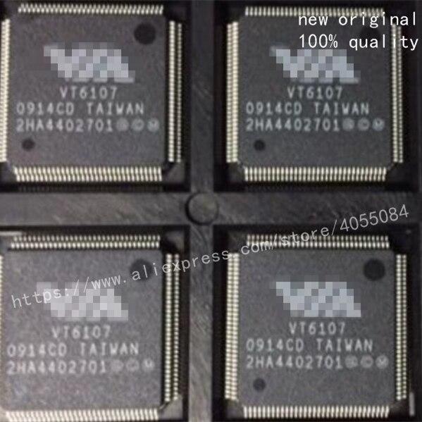 2PCS VT6107 S29GL032M90TAIR4 NANDA8R3N0AZBB5 STFM1000N32E-TB2  S29GL032 NANDA8 STFM1000
