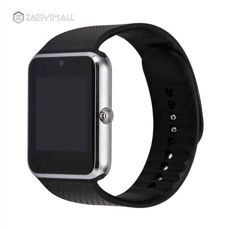 ZAOYIMALL Smart Watch GT08 Clock Support Sync Notifier Sim Card Bluetooth Connectivity for Android Apple iphone Phone Smartwatch 2016 bluetooth smart watch gt08 for