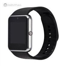 GT08 ZAOYIMALL Reloj Inteligente Reloj de Sincronización Soporte Notificador Tarjeta Sim Conectividad Bluetooth para Android y Apple iphone Teléfono Smartwatch