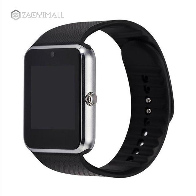 Zaoyimall Смарт-часы GT08 часы Поддержка синхронизации Notifier sim-карты Bluetooth Подключение для Android Apple Iphone телефон SmartWatch