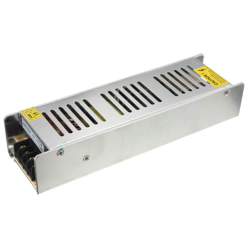 110V 220V To 12V Transformer DC 12V 15A 180W AC DC Convernter High Power Led Supply Safety Low Voltage LED Driver 12V ac dc high voltage remastered 180 gram