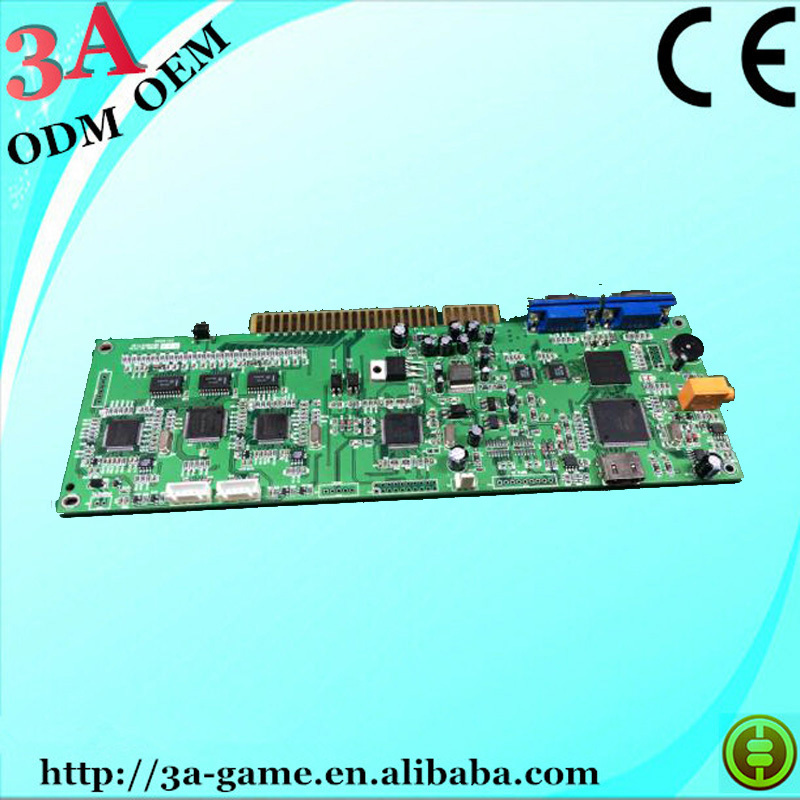 2014 Latest XBOX360 IO Board For Ultra Street Fighter IV Arcade Fighting Game Machine